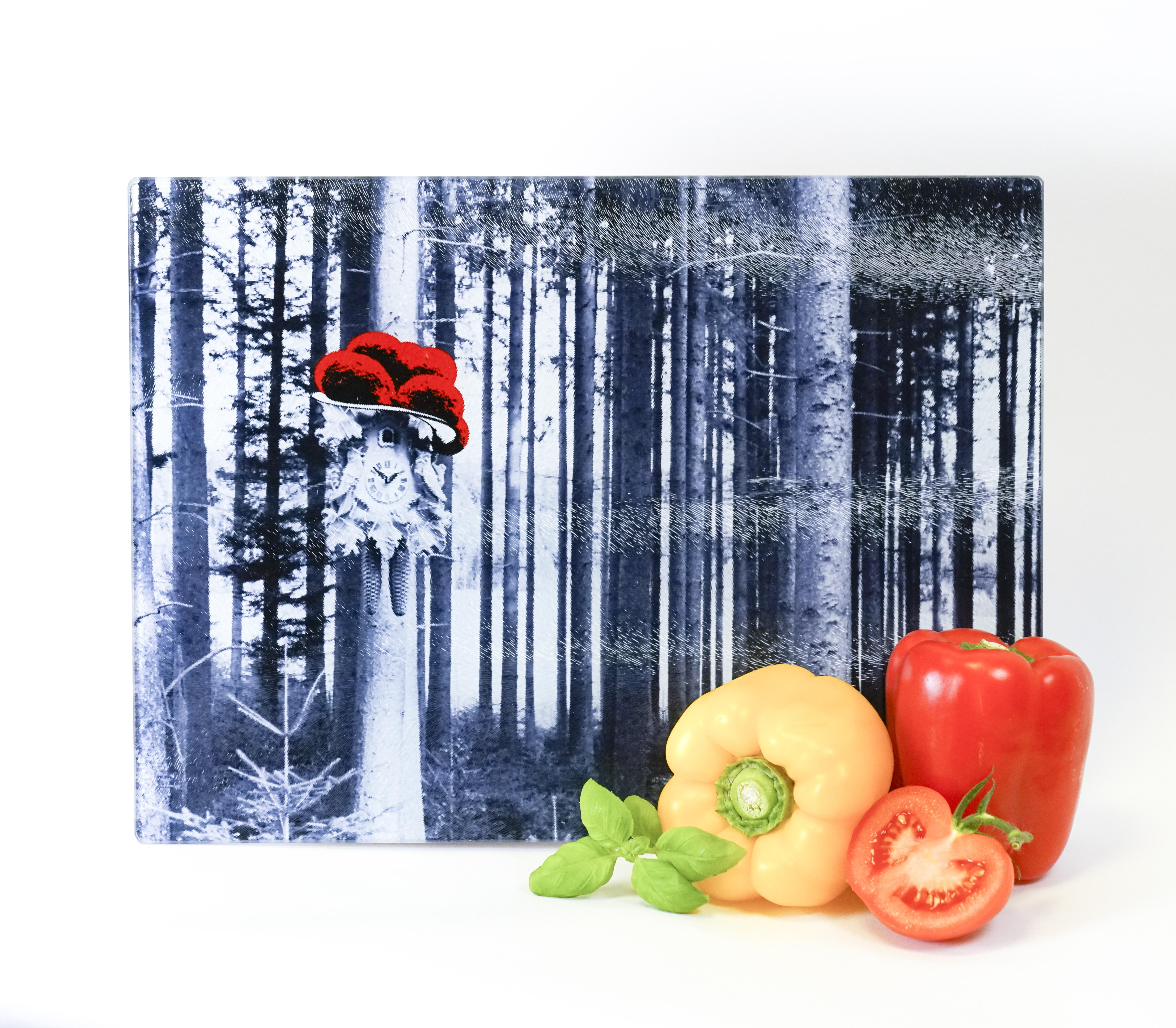 Schneidebrett (Kuckuck im Wald)