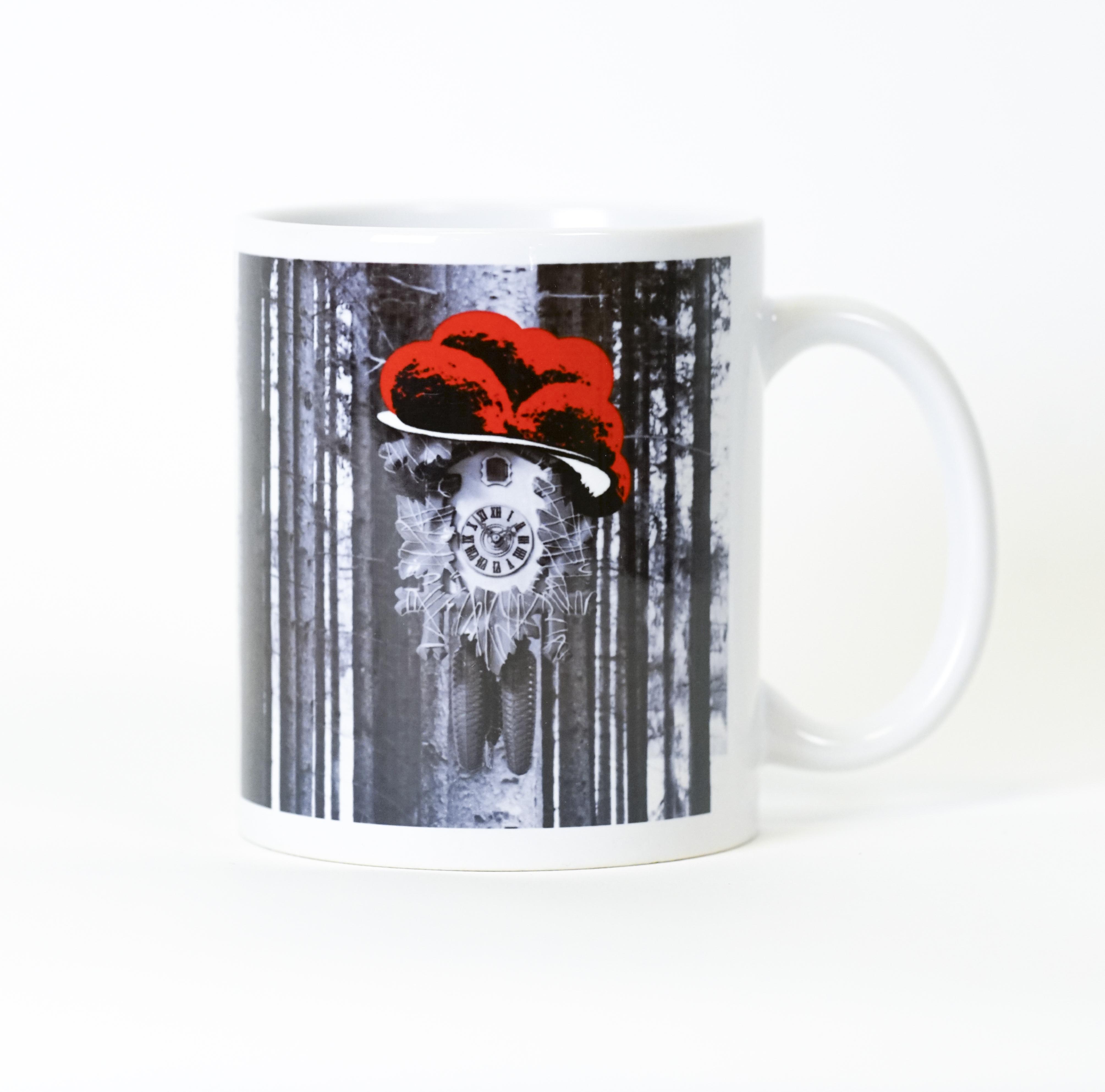 """Tasse """"Kuckucksuhr im Wald"""""""