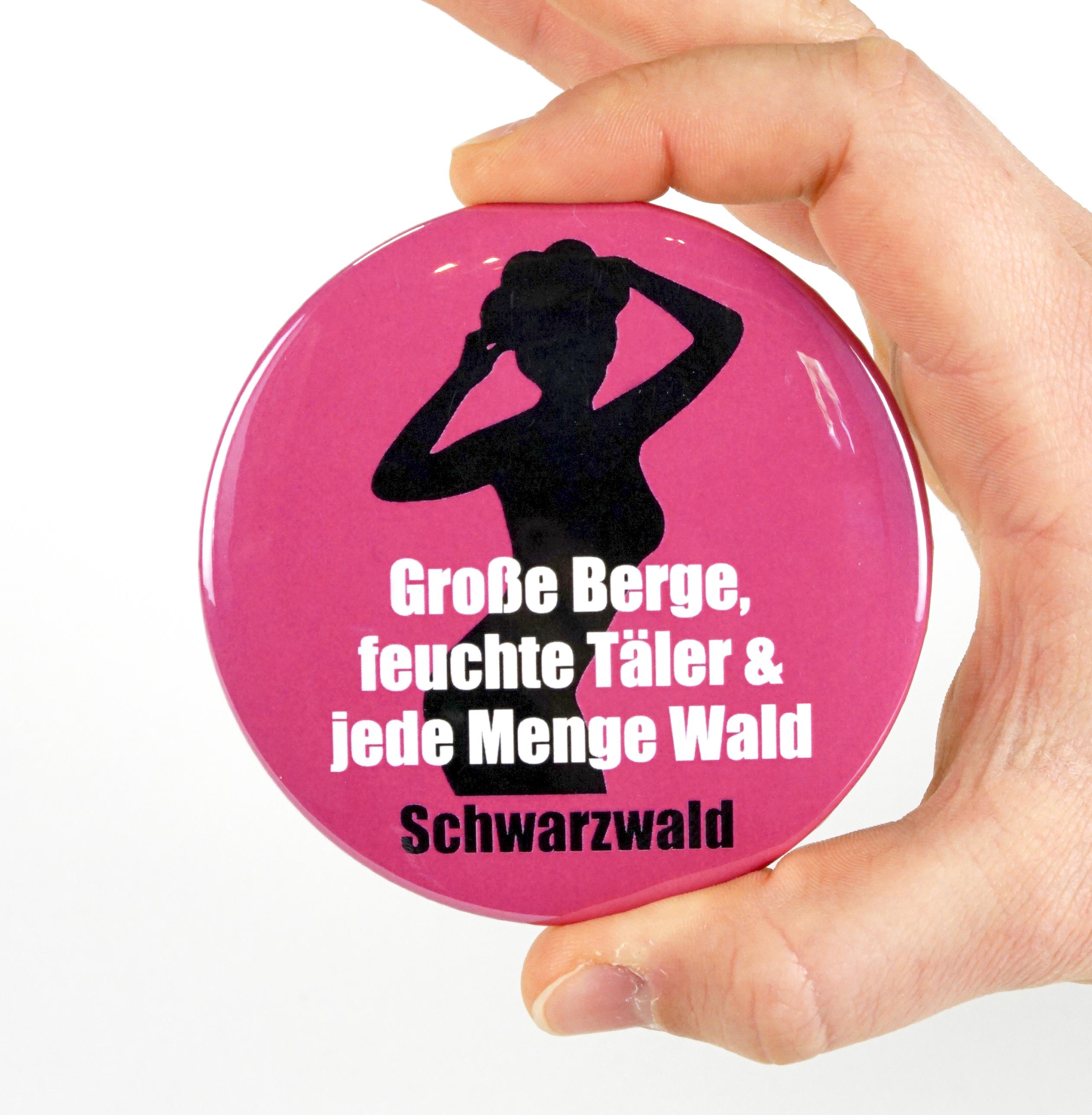 """Magnet """"Große Berge..."""""""